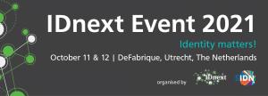 Annual IDnext event 2021